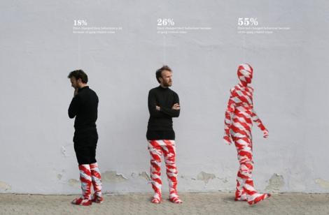 היחס לפשע מאורגן עיצוב Peter Orntoft