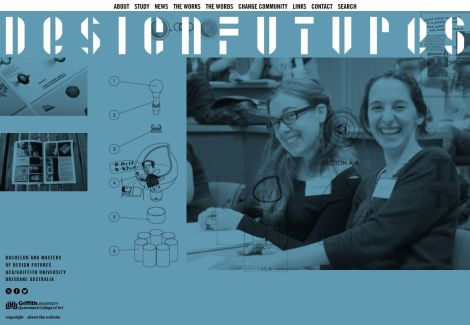 דף הבית Design Futures
